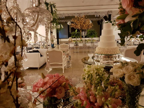 Eventos Sociais: Casamentos, 15 Anos, Bodas, Aniversários, Recepções em sua residência, etc. - Confraria D'ella Vitória Buffet Campinas SP - 54