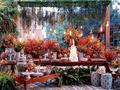 Eventos Sociais: Casamentos, 15 Anos, Bodas, Aniversários, Recepções em sua residência, etc. - Confraria D'ella Vitória Buffet Campinas SP - 71