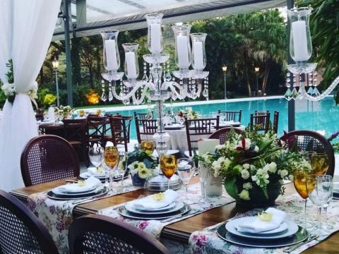 Eventos Sociais: Casamentos, 15 Anos, Bodas, Aniversários, Recepções em sua residência, etc. - Confraria D'ella Vitória Buffet Campinas SP - 14