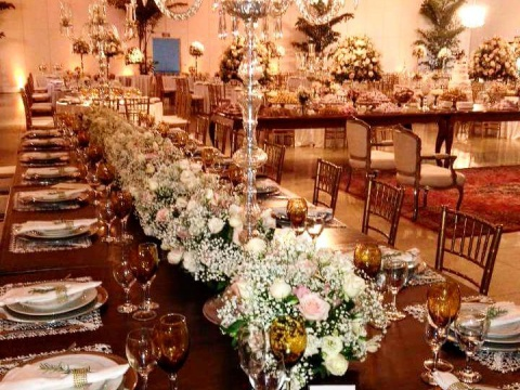 Eventos Sociais: Casamentos, 15 Anos, Bodas, Aniversários, Recepções em sua residência, etc. - Confraria D'ella Vitória Buffet Campinas SP - 23