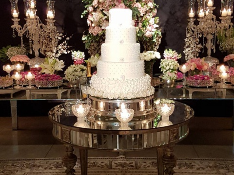 Eventos Sociais: Casamentos, 15 Anos, Bodas, Aniversários, Recepções em sua residência, etc. - Confraria D'ella Vitória Buffet Campinas SP - 21