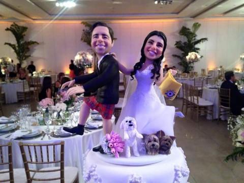 Eventos Sociais: Casamentos, 15 Anos, Bodas, Aniversários, Recepções em sua residência, etc. - Confraria D'ella Vitória Buffet Campinas SP - 38