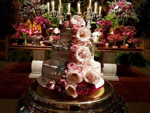 Eventos Sociais: Casamentos, 15 Anos, Bodas, Aniversários, Recepções em sua residência, etc. - Confraria D'ella Vitória Buffet Campinas SP - 46