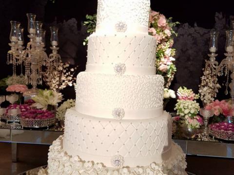 Eventos Sociais: Casamentos, 15 Anos, Bodas, Aniversários, Recepções em sua residência, etc. - Confraria D'ella Vitória Buffet Campinas SP - 56