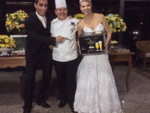 Eventos Sociais: Casamentos, 15 Anos, Bodas, Aniversários, Recepções em sua residência, etc. - Confraria D'ella Vitória Buffet Campinas SP - 3