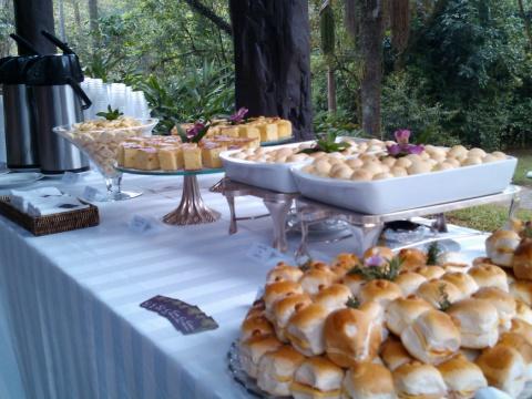 Gastronomia. - Confraria D'ella Vitória Buffet Campinas SP - 25