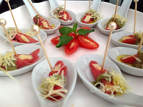 Gastronomia. - Confraria D'ella Vitória Buffet Campinas SP - 12