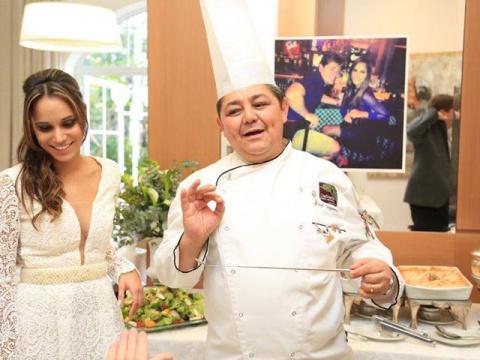 Chef em Ação - Confraria D'ella Vitória Buffet Campinas SP - 25