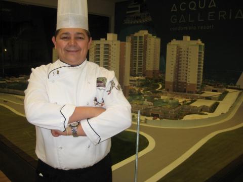 Chef em Ação - Confraria D'ella Vitória Buffet Campinas SP - 12