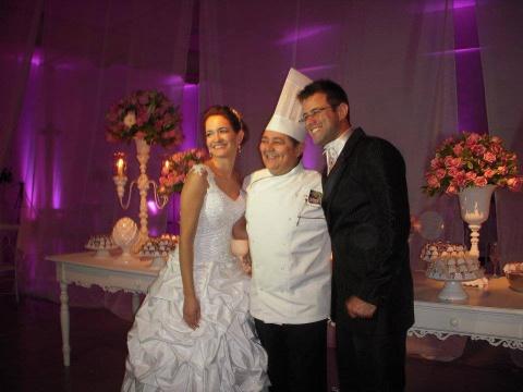 Chef em Ação - Confraria D'ella Vitória Buffet Campinas SP - 10