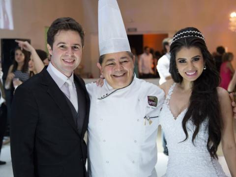 Buffet para Casamento em Campinas - Confraria D'ella Vitória Buffet Campinas SP - 12