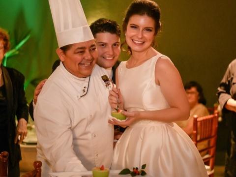 Chef em Ação - Confraria D'ella Vitória Buffet Campinas SP - 16